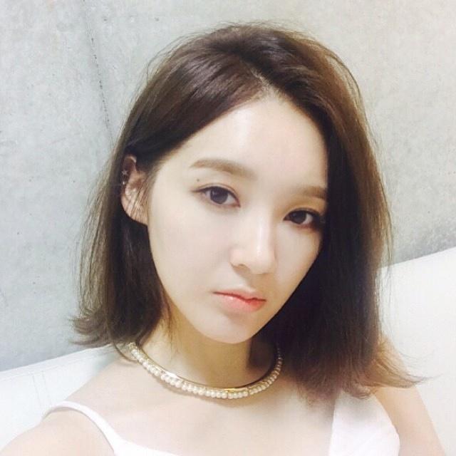 140612 Minkyung Instagram Update Core Contents Media